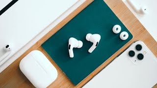 AirPods Pro REVIEW - Are They WORTH The Money?