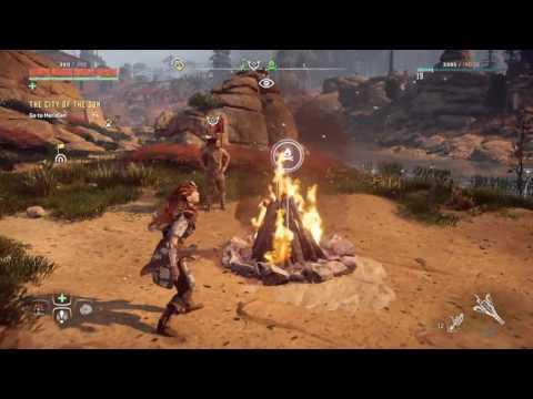 Horizon Zero Dawn Live PS4 Gameplay Part 3