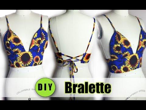 DIY Bralette (easy)