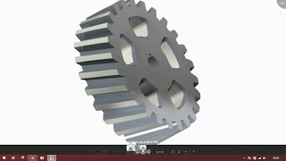 Helical Gear Design In Creo Parametric (2.0/3.0/5.0)