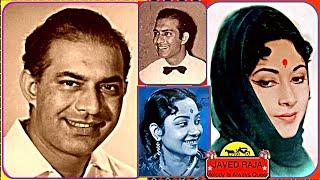 TALAT MEHMOOD & GEETA DUTT-Film-LAKEEREIN-(1954)-Mohabbat Ki Duniya Mein Barbad Rehna-[ TRIBUTE ]