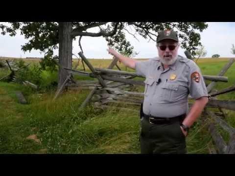 Humphrey's Division on July 2nd: A Gettysburg Battle Walk - Ranger Karlton Smith