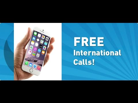 Free calls worldwide VoIP For ios Iphone