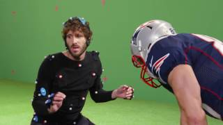 Lil Dicky and Big Daddy Gronk - Physique Vs. Technique