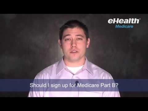 Should I Sign Up For Medicare Part B?