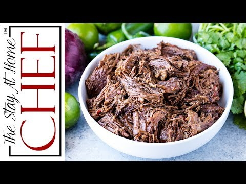 How to Make Instant Pot Mexican Beef Barbacoa