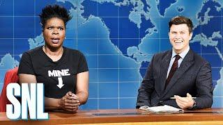 Download Weekend Update: Leslie Jones on Alabama's Abortion Ban - SNL Video
