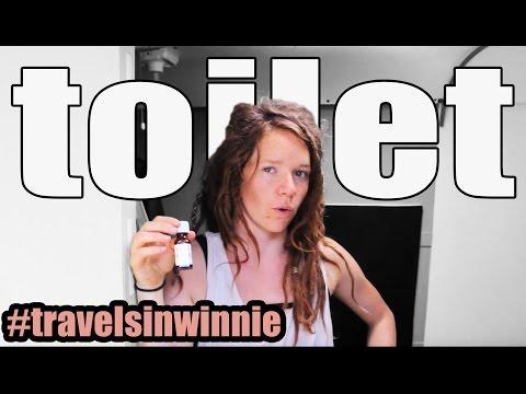 RV Toilet    HOW TO KEEP IT CLEAN #travelsinwinnie