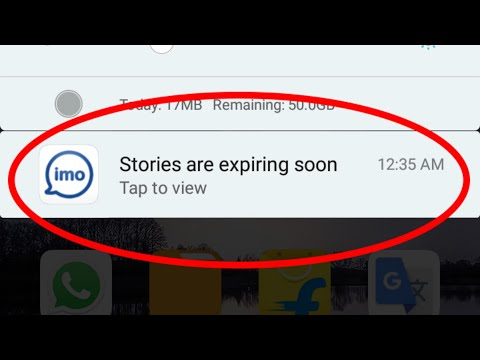 How To Disable Stories Are Expiring Soon In Imo & Remove Friends Of Friends Imo Story