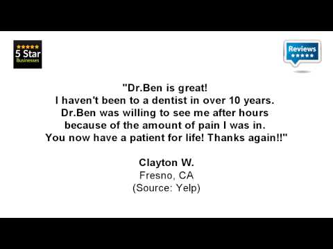 Ben Magleby, DDS - REVIEWS - Concord, CA Dentists