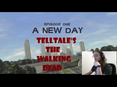 A New Day || Telltale's The Walking Dead (Season 1, Episode 1)