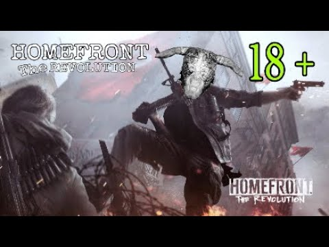 HOMEFRONT The REVOLUTION (Rated M)