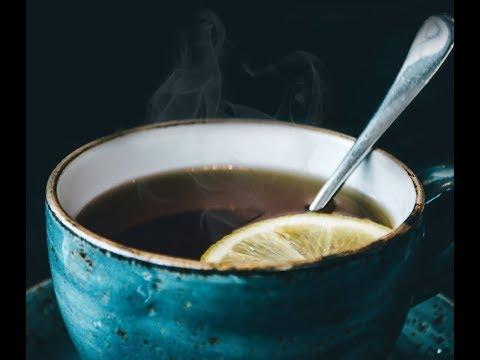 Lemon Tea Recipe Hindi |  Lemon Tea For Weight Loss In Hindi