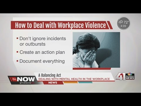 Employment attorney offers tips of how to help employees with mental health issues