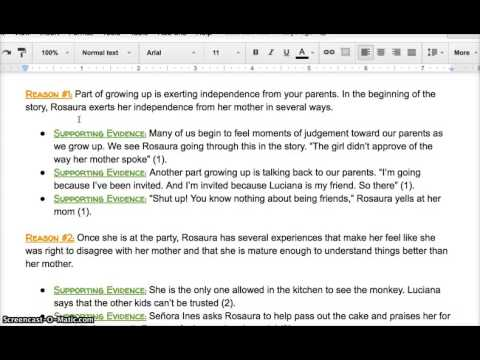 How to Write the Closing Paragraph for a Theme Essay