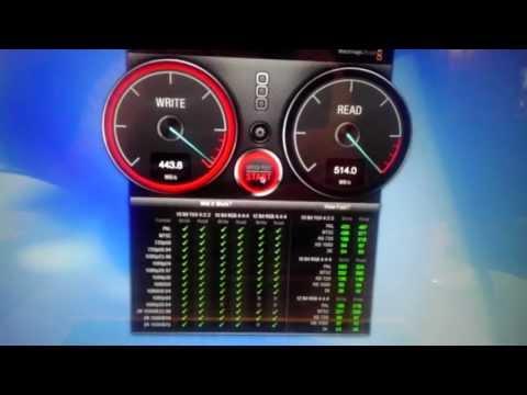 Fastest MacBook Pro Hard Drive - Samsung 840 Pro SSD - 515 MBps