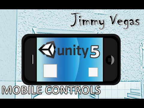 Unity Mini Tutorial - Inserting Mobile Controls For Android And iOS