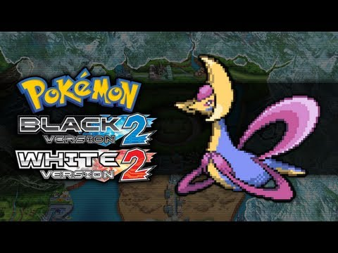 Pokemon Black 2 and White 2 | How To Get Cresselia