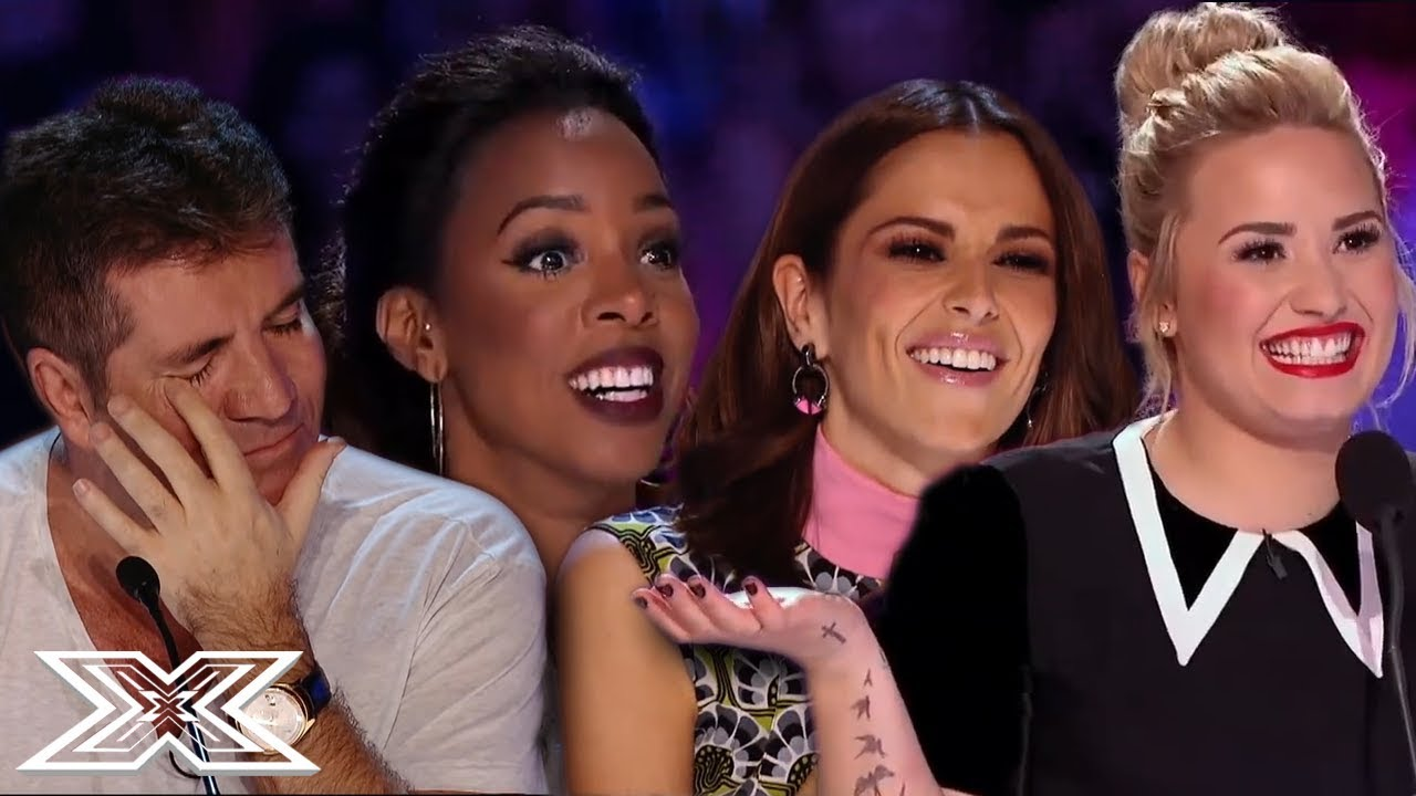 TOP 3 BEST EVER AUDITIONS - X Factor UK VS X Factor USA   X Factor Global