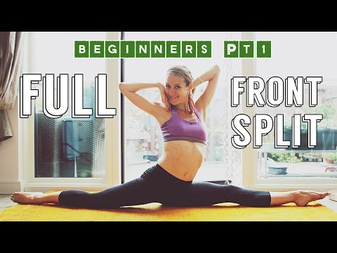 How To Do The Split THE RIGHT WAY - Beginner Pt 1 | Lazy Dancer Tips