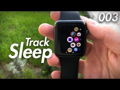 Can You Track Sleep on Apple Watch? - Thursday Questions 003