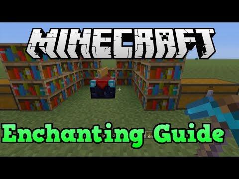 Minecraft PS3 - Enchanting Tutorial