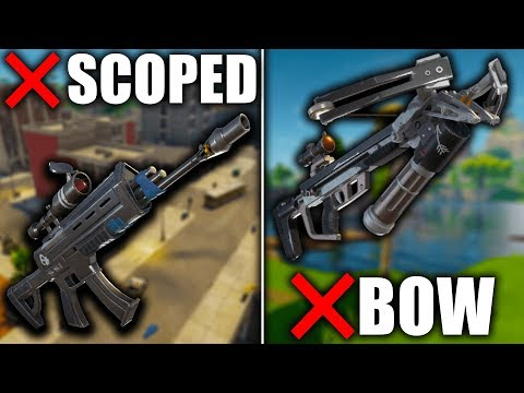 5 WEAPONS That NEED TO BE REMOVED in Fortnite! (Fortnite Battle Royale)