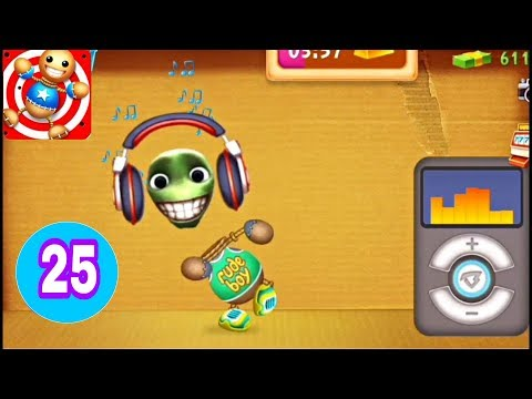 New. Kick The Buddy Gameplay - Face of | dame tu cosita | Walkthrough part 9 - New music Stuff (iOS)
