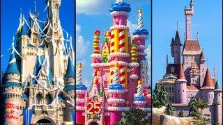 Top 5 Biggest Disney Castle Mistakes!