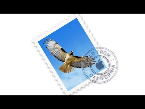 Importing/Exporting OSX mail