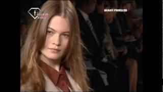 fashiontv | FTV.com - First Face Talks S/S 07 Behati Prinsloo