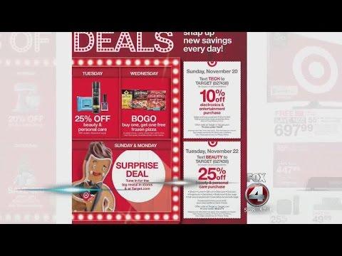 Black Friday deals online, in-store