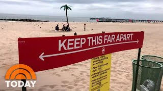 Many Beaches And Attractions Open For Memorial Day Weekend, But With Restrictions | TODAY