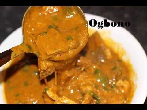 How to make Ogbono
