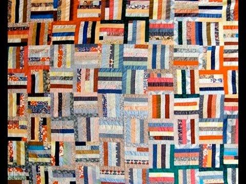 rail fence quilt pattern variations