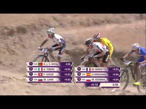 Full Replay of Men's Cross Country Mountain Biking Baku 2015