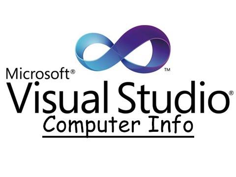 VB.NET - Get Computer Information