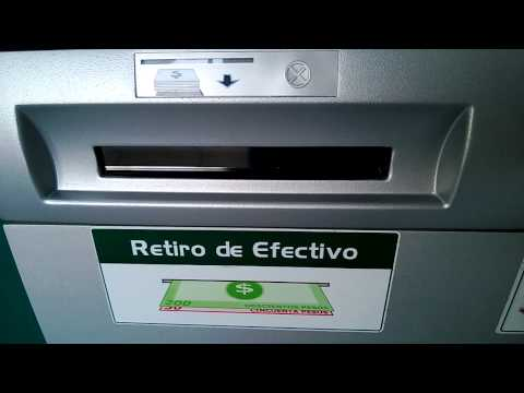 Cash ATM - Free footage HD
