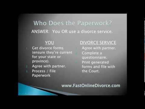 How Can I Get a Divorce without a Lawyer?