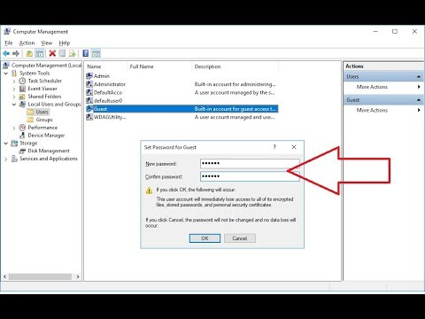 How to Change Windows PC Password Without Knowing Old Password (Easy)