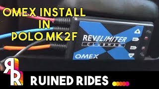 HOW TO WIRE OMEX REV LIMITER (FIESTA ST) TWIN COIL - PakVim net HD