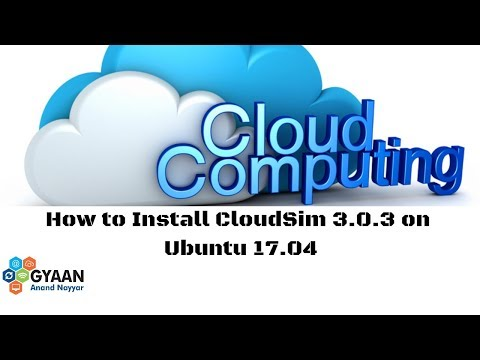 How to Install CloudSim Simulator on Ubuntu 17.04 / CloudSim Installation