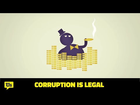 Corruption is Legal in America