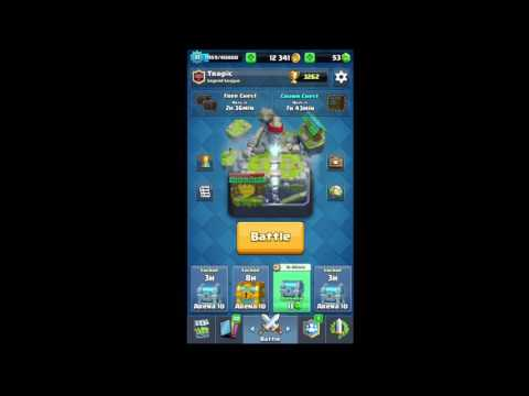 How to get people to join your clan in clash Royale