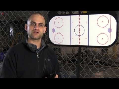 HOCKEY TACTIC: Make Quick Decisions with the Puck