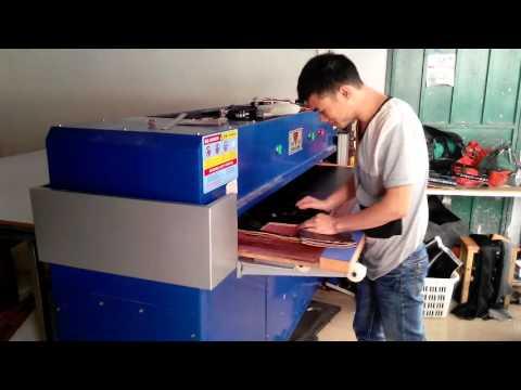 Leather Cutting Machine / Clicker press HG-A30T/63