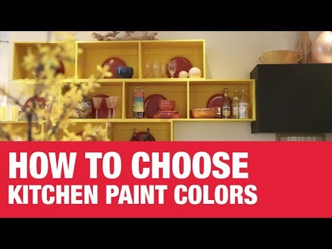 How To Pick Kitchen Paint Colors - Ace Hardware