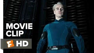 Alien: Covenant - Prologue: The Crossing (2017) Movie Clip | Movieclips Coming Soon height=