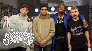 Download Full Size Run Goes Sneaker Shopping With Complex Video