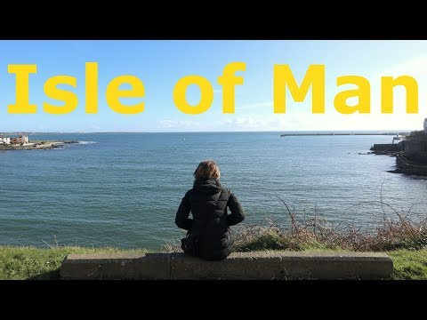 Isle of Man   Exploring the TT, Towers and Manx Food!